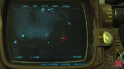 Marine Armor left and right arm map location far harbor fallout 4