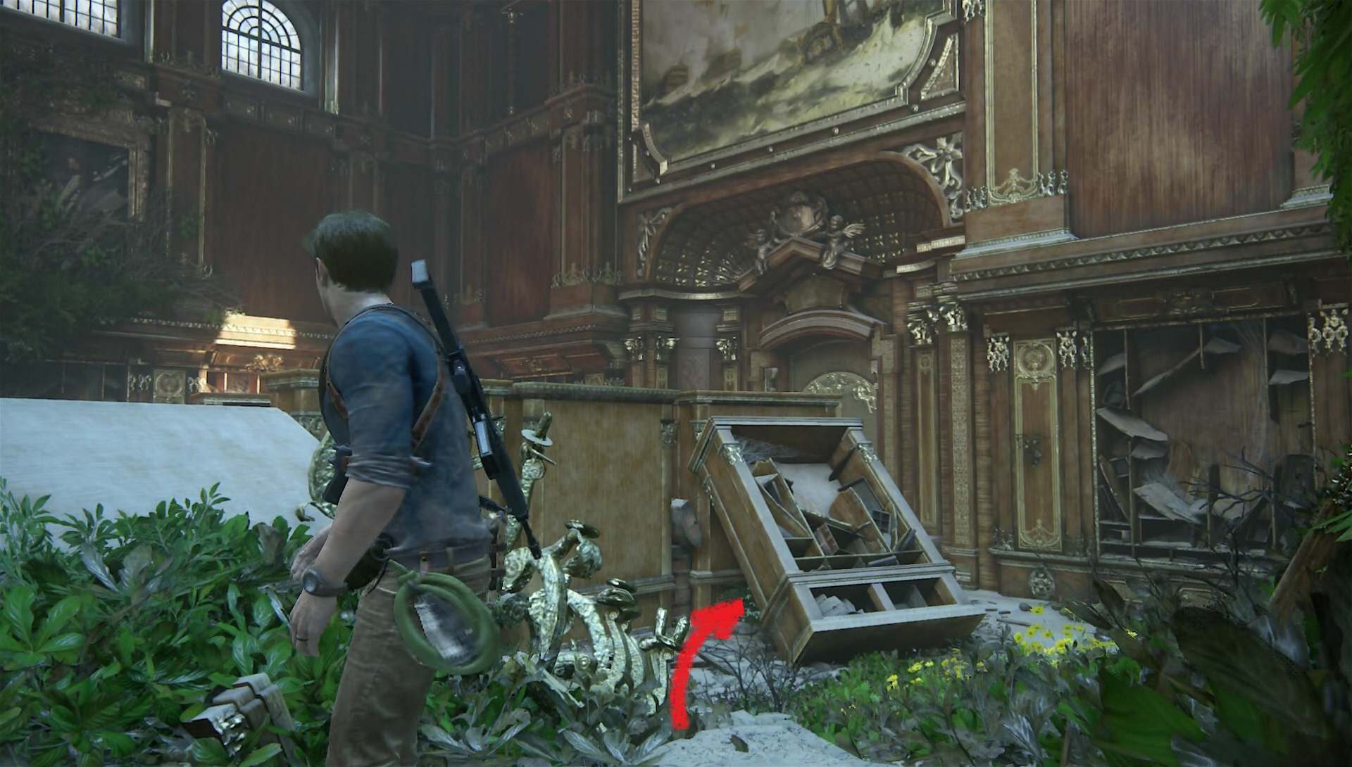Uncharted 4 Chapter 15 Treasures - The Thieves of Libertalia