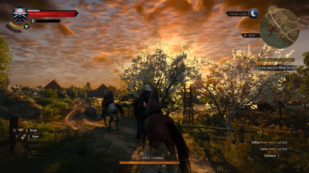 achievements trophies blood and wine witcher 3