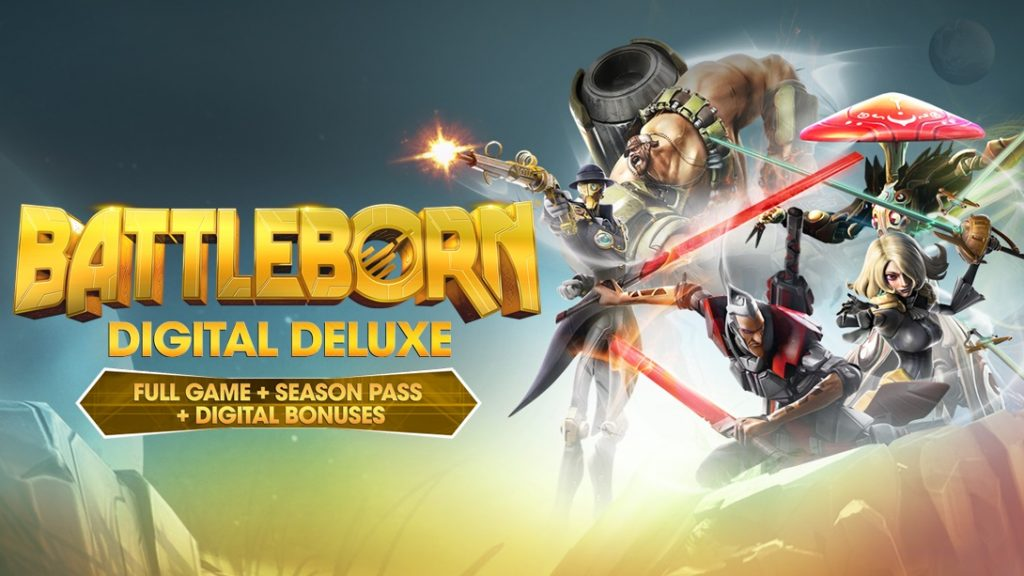 battleborn redeem five character keys