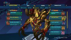 battleborn skins shift code gold