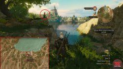 beauclair place of power witcher 3