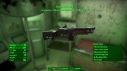 decembers child weapon fallout 4