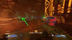 doom mission 1 elite guard collectible