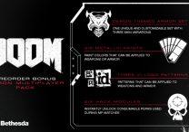 doom preorder demon pack