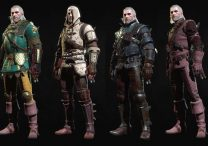 dyes armor customization witcher 3 blood wine