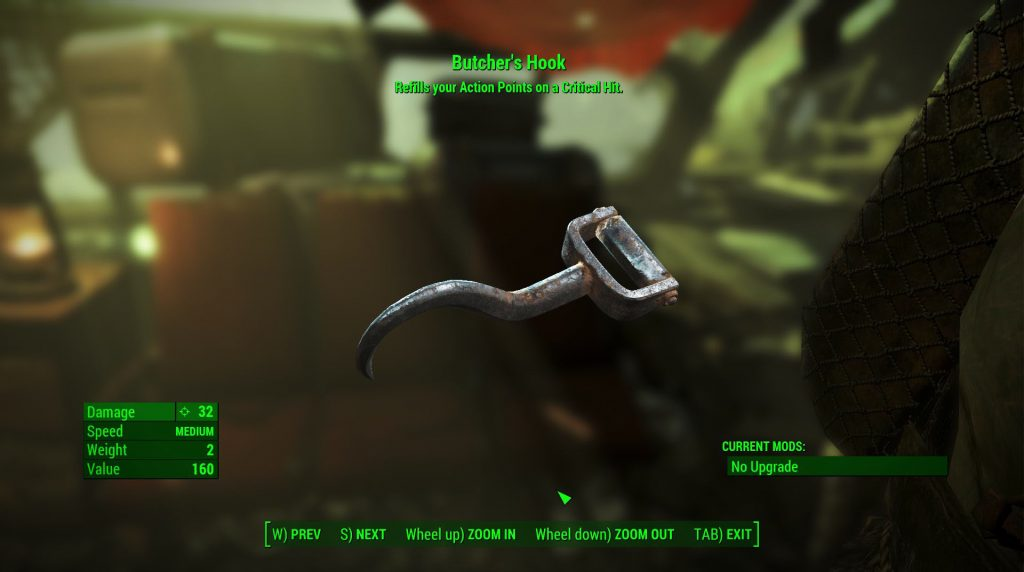 fallout 4 butchers hook far harbor