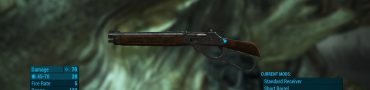 fallout 4 legendary lever action rifle