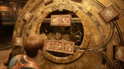founders wheel puzzle uncharted 4