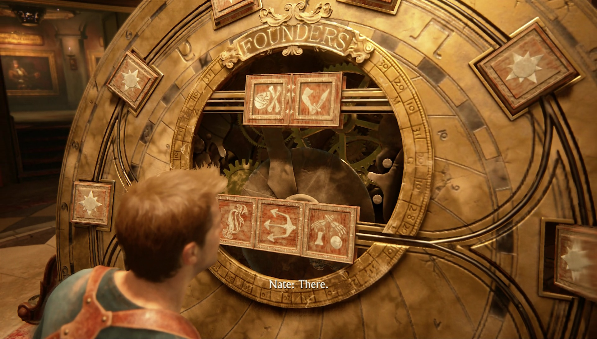 Uncharted 4 Puzzle Solutions