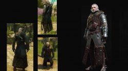 grandmaster ursine bear armor witcher 3 blood wine