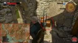 green armor dye formula location witcher 3
