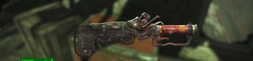 harvester weapon fallout 4 far harbor dlc