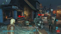 lever action rifle far harbor fallout 4