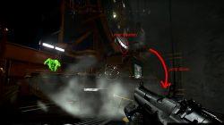 lever location doom 3 mission 2