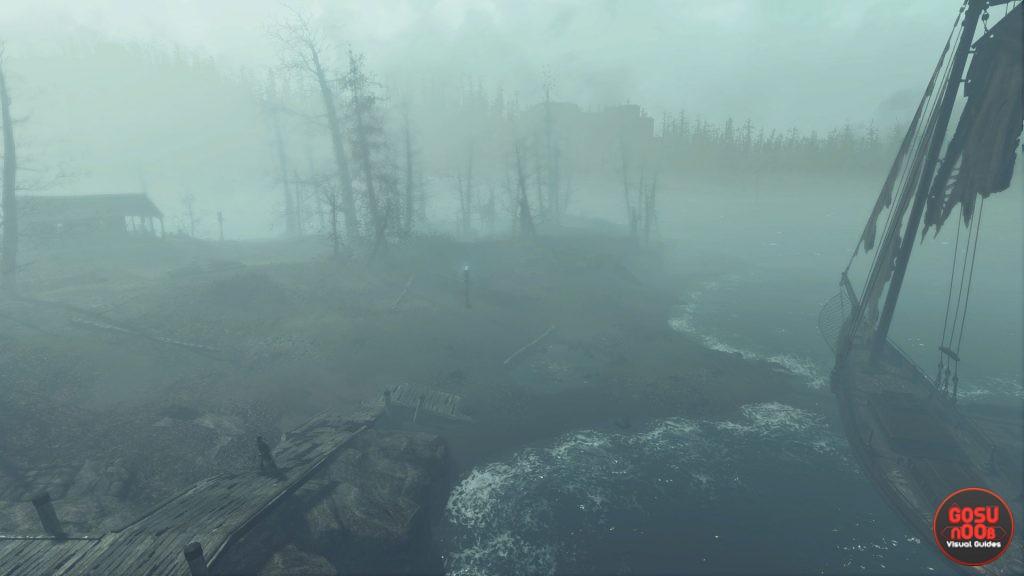 longfellows cabin settlement far harbor fallout 4