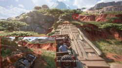 madagascar rock cairn location uncharted 4