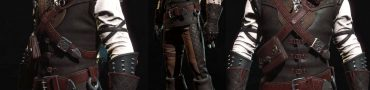 manticore armor witcher 3 blood and wine