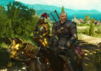 new horse gear blood and wine witcher 3