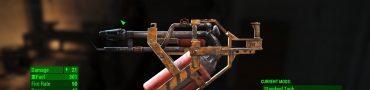 new unique weapons far harbor fallout 4