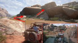 rock towers africa uncharted 4