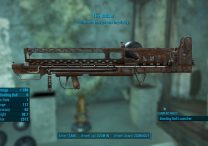 the striker unique weapon far harbor