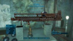 the striker unique weapon far harbor