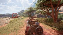 where to find rock cairn uncharted 4