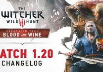 witcher 3 patch 1.20 changelog