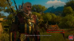 aerondight compassion quest witcher 3