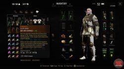 The Witcher 3 Beste Rüstung