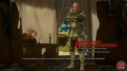 geralt of rivia tourney shield blood and wine