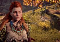horizon zero dawn gameplay video e3 2016