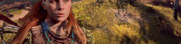 horizon zero dawn gameplay video e3 2016