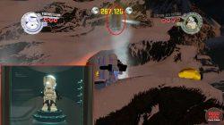 lego star wars force awakens scout trooper unlock