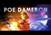 lego star wars the force awakens poe dameron trailer