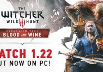 witcher 3 patch 1.22