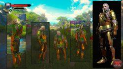 witcher 3 toussaint armor