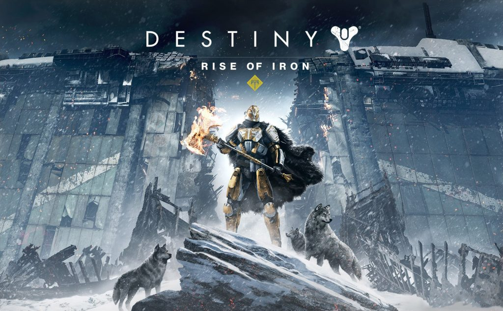 everything we know about destiny rise of iron