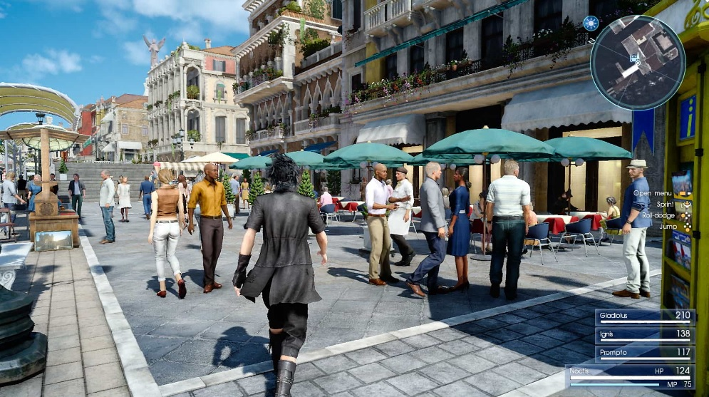 final fantasy xv everything we know