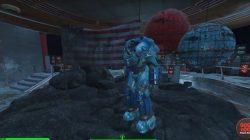 Nuka Quantum X-01 power armor location