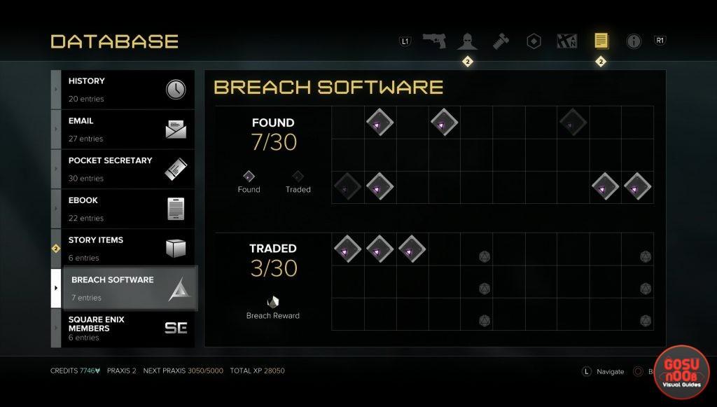 breach software locations deus ex mankind divided