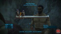 cinto's shiny slugger legendary weapon fo4