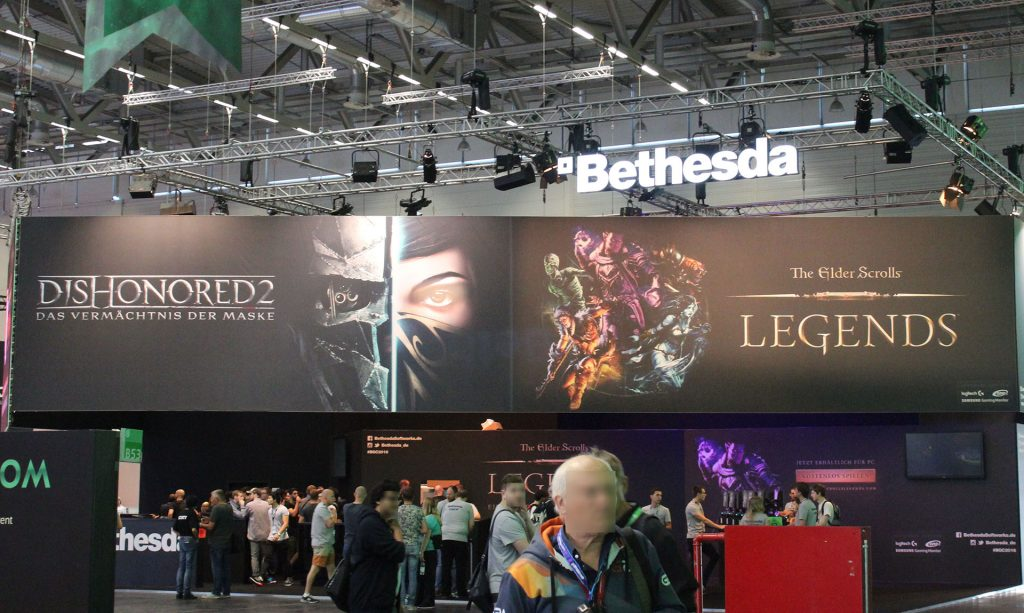 dishonored 2 gamescom 2016 presentation