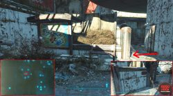 fallout 4 hidden cappy collectible graffiti