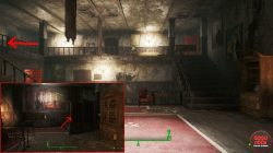 fallout 4 nuka world haunted house collectible location