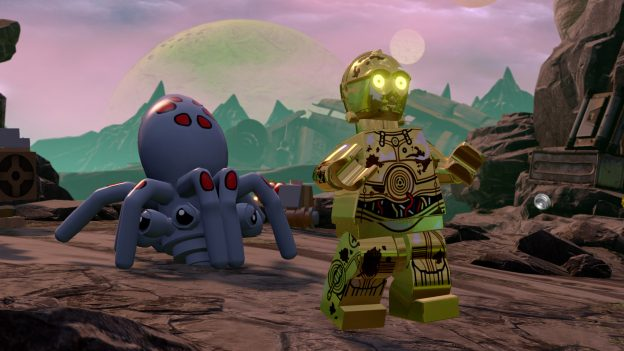 lego star wars force awakens phantom limb dlc