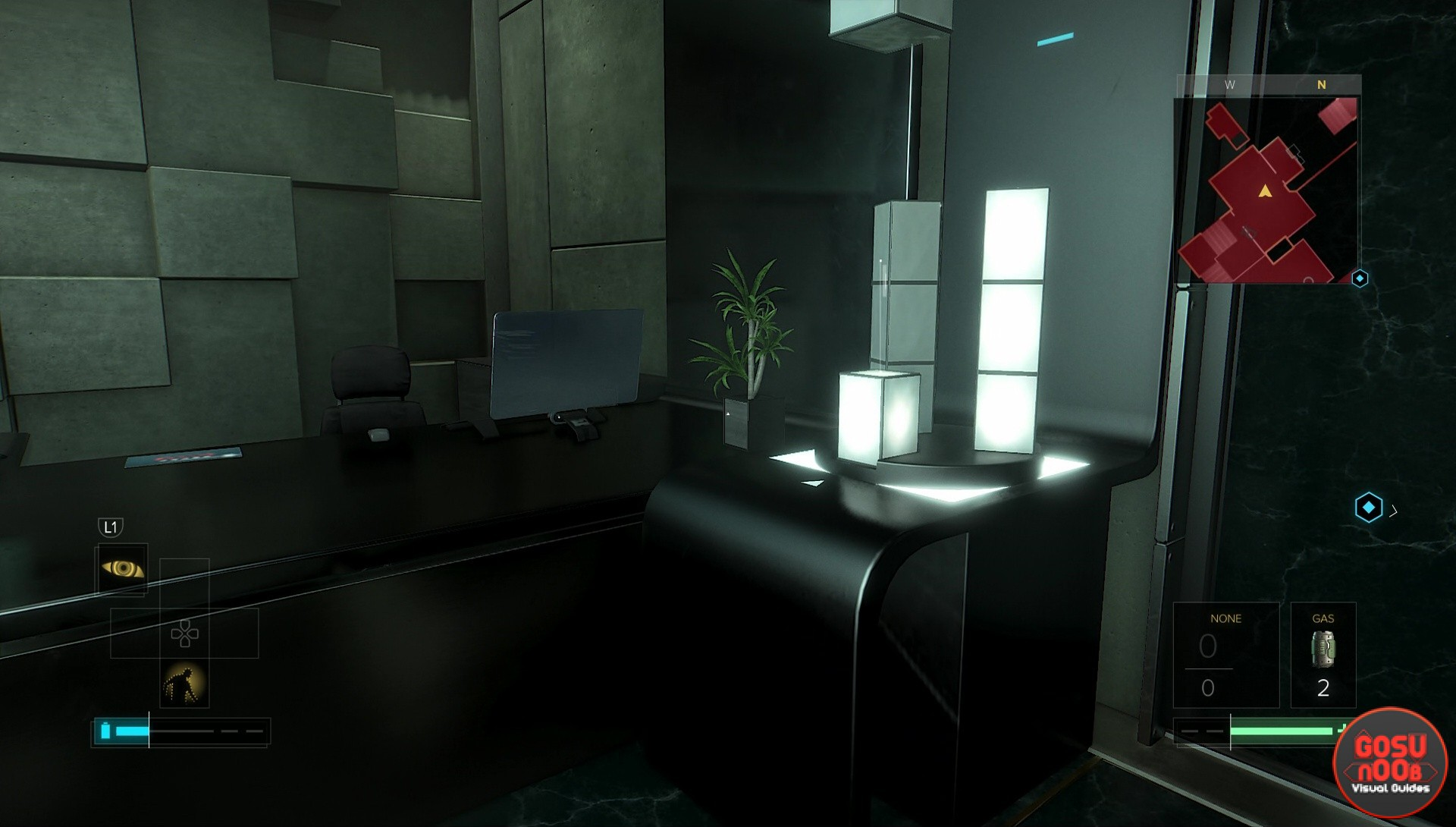 Mechanical Puzzle Solution in Deus Ex Mankind Divided