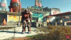 nuka cola power armor location fallout 4