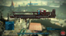 nuka nuke launcher fallout 4 weapon